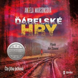 Ďábelské hry - Marsonsová Angela [Audio-kniha ke stažení]